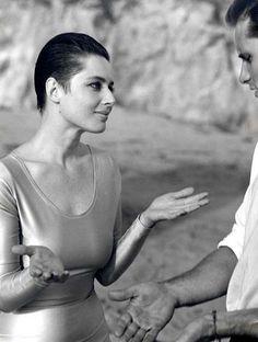 Isabella Rossellini and Viggo Mortensen  by Caliana, via Flickr Bruce Weber