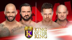 WWE RAW 26 August 2019 Live Results and Updates- King of the Ring Tournament Ricochet vs Drew McIntyre, Seth Rollins, Becky Lynch, Sasha Banks Clash Of Champions, Wwe Champions, Watch Wrestling, Wrestling Wwe, Smoothie King Center, Michael Cole, Becky Wwe, Online Match, Braun Strowman
