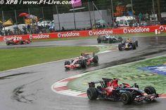 Sebastian Vettel - Torro Rosso - Monza 2008