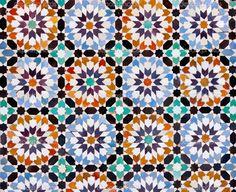 morocan mosaic - Bing Images