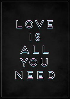 Love Is All You Need - UrbanArts