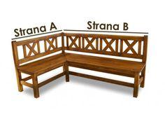 Výber strany lavice