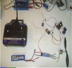 Introducción al aeromodelismo eléctrico