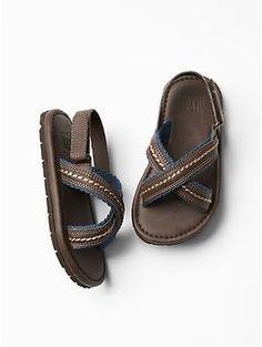 Criss cross sandals | Gap