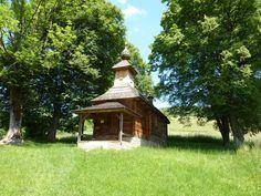 Jalova wooden church - June 2014