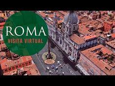 Roma - Visita virtual desde el aire - YouTube Bristol, Big Ben, Places Ive Been, Sierra, Building, Youtube, Travel, Viajes, Vintage Photos