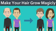 Hair Loss Treatment for Men and Women Naturally