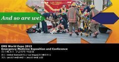EMS World Expo 2013 Emergency Medicine Exposition and Conference   라스베가스 구급의학 박람회