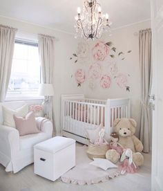 21 Beautiful Baby Girl Nursery Room Ideas – Back to School Crafts – Grandcrafter – DIY Christmas Ideas ♥ Homes Decoration Ideas