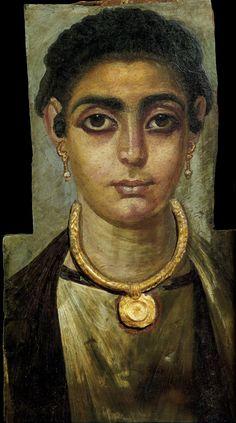 ΑΙΓΥΠΤΟΣ - Πορτρέτα του Φαγιούμ - Σταματήστε το άρμα σας