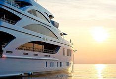 "1,692 Synes godt om, 8 kommentarer – Boat International (@boatinternational) på Instagram: ""Despite being a luxurious superyacht, the 63 metre @Benetti_Yachts 11:11 is geared around family…"""