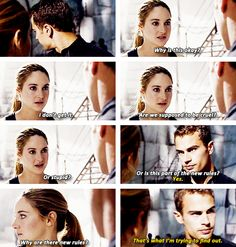 Divergent Deleted Scenes - After Edward gets stabbed
