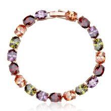 Beautiful Color Crystal Bracelet