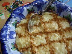 arroz doce- portuguese rice pudding