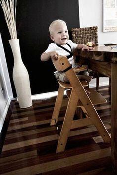 Hauck Alpha High Chair - Black   BabyStyle