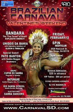 Do Braza Brazilian Food has been to many events in 2015 Rock in Rio 2015 Las Vegas Valentines Weekend, 21 And Over, Rock In Rio, Event Flyers, Tina Turner, Special Guest, Samba, Reggae, Night Club