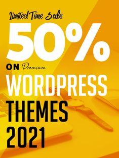 50% OFF Sale On Best WordPress Themes Wordpress Template, Keynote Template, Psd Templates, Brochure Template, Corporate Business, Online Business, Brand Guidelines Template, Top Wordpress Themes, Cosmetic Shop