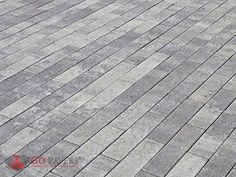 Belgard Moduline Plank Pavers come in a thickness that affords unparalleled versatility. Belgard Pavers, Driveways, Pavement, Plank, Outdoor Spaces, Garden Design, New Homes, Deck, Yard