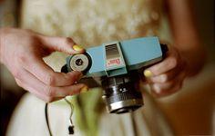 Love this retro camera!
