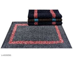 Checkout this latest Doormats_1000-1500 Product Name: *Stylish Home Doormats* Material: Cotton Multipack: 4 Sizes: Free Size (Length Size: 60 cm Width Size: 40 cm) Country of Origin: India Easy Returns Available In Case Of Any Issue   Catalog Rating: ★4 (393)  Catalog Name: Elite Alluring Doormats CatalogID_723166 C55-SC1118 Code: 072-4939590-345