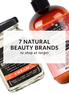 7 awesome natural beauty brands you can now buy at Target Best Beauty Tips, Natural Beauty Tips, Beauty Bar, Organic Beauty, Organic Skin Care, Diy Beauty, Natural Hair Styles, Beauty Hacks, Organic Makeup