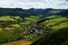Výhľad na obec Súľov | Aktuality.sk
