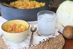 Ethiopian Cabbage, Potato and Carrot Stir-Fry #vegan #glutenfree #xgfx