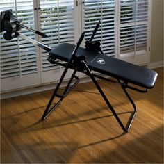 Have you ever tried an Inversion Table? Inversion tables decompress the spine, increase flexibility and circulation.  Visit your local store to feel the benefits first hand! http://www.relaxtheback.com/fitness-therapy/back-a-traction-inversion-table.html