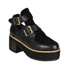 Botín de mujer negro Isidora. Sky, Black Ankle Boots, Women's Booties, Ebony Women, Heaven