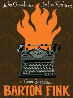 Barton Fink: A renowned New York playwright is enticed to California to write for the movies and discovers the hellish truth of Hollywood.