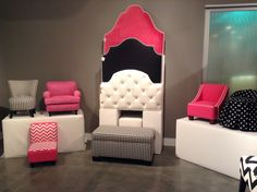 Skyline Furniture can be found in showroom 212 at 220 Elm October High Point Market, October 19, Floor Chair, Showroom, Toddler Bed, Skyline, Inspiration, Furniture, Home Decor