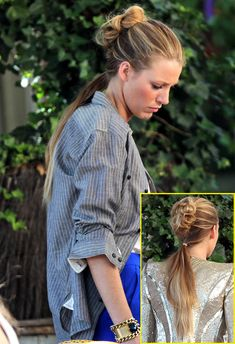 Enjoyable Hair Gossip Girls And Hairstyles On Pinterest Short Hairstyles Gunalazisus
