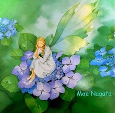 永田萌 Shadow Box, Tinkerbell, Fairy Tales, Disney Characters, Fictional Characters, Animation, Disney Princess, Drawings, Nature