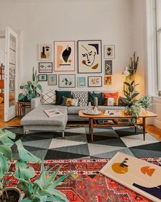 70 Best Modern Small Living Room Decor Ideas Modern living room ideas for apartment 65 Small Living Rooms, Home And Living, Colorful Living Rooms, Quirky Living Room Ideas, Art In Living Room, Tiny Living, Small Loving Room Ideas, Living Room Warm Colors, Gallery Wall Living Room Couch