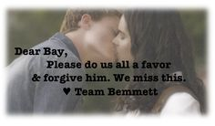 Switched at birth, Bay and Emmett, Love this Couple<3