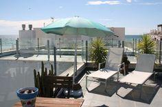 Appartement Zahara Playa in Barbate, Zahara de los Atunes huren bij Belvilla. Licht appartement met drie terrassen met ideale ligging bij prachtig zandstrand.