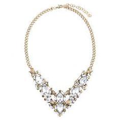 Bronzed Beauty Necklace