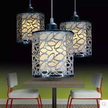 3 W Vintage retro colgante luces lámpara LED AC85-265V iluminación colgante lámpara con bombilla LED(China (Mainland))