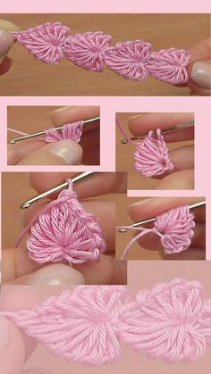 In todays tutorial I will be showing you how to make this simple crochet heart string. Steel Crochet Hook size ( US standards) and yarn: Cotton Mercerized, Variegated yarn: Cotton, Polyacrylic, in 5 ply and Steel Crochet Hook ( US standards) Bandeau Crochet, Crochet Cord, Easy Crochet, Cotton Crochet, Crochet Hooks, Crochet Flower Tutorial, Crochet Instructions, Crochet Flowers, Crochet Edging Patterns