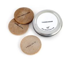 Tiebreakers -- Cute gift idea!