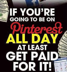 Tired of working a 9-5 and waiting all the way until next pay just to live to the next check? Want to work from home and make dollars a day. If you are an energetic person who likes to make money Click the Pic find out how you can get you going within the