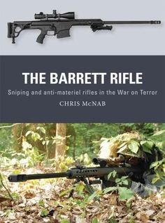 The Barrett M82 is one of the premier sniper rifles ever manufactured. Now in its fourth decade of service, the semiautomatic rifle fires a .50-caliber BMG round (the same round used in the Browning M