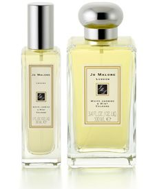 White Jasmine & Mint Cologne, This enchanting essence, inspired by a sun-drenched morning in an English country garden, perfectly captures the scent of jasmine, lily, orange flower and rose on the morning breeze. An unexpected twist of soft and sensual wild mint stimulates the senses and teases the palette in this elegant and eccentric fragrance.