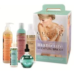 Cuccio Manicure Scentual Spa Kit >>> Check out the image by visiting the link. Note:It is Affiliate Link to Amazon.