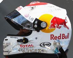 Sebastian Vettel - Red Bull F1 Suzuka 2011