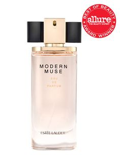 Estée Lauder Modern Muse—with mandarin, tuberose, and jasmine—is a simple, chic, and unexpected surprise
