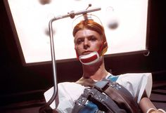 'The Man Who Fell to Earth' (1976) / Bowie's first starring role was quite appropriate for Ziggy Stardust: He played an alien who came to Earth in search of water in Nicolas Roeg's cult sci-fi flick. He later admitted to being on cocaine the entire time they filmed the movie.