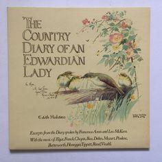 Francesa Annos & Leo McKern - The Country Diary Of An Edwardian Lady - Vinyl LP