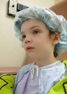 Adventures in Extreme Parenthood: Preparing an autistic child for hospitalization and surgery
