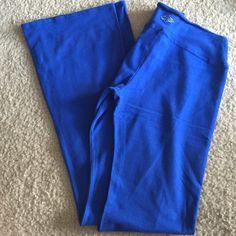 Twenty5A boot cut cotton spandex legging Twenty5A boot cut cotton spandex pant in royal blue . Brand new with tags. Twenty5A Pants Leggings